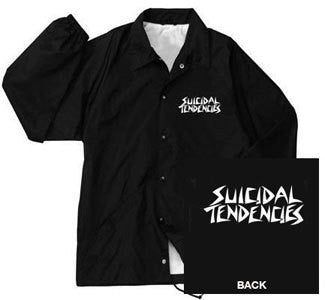 "Suicidal Tendencies ""Logo"" Windbreaker"