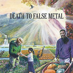 "Weezer ""Death To False Metal"" LP"