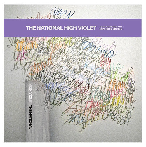 "The National ""High Violet 10th Anniversary"" 3xLP"
