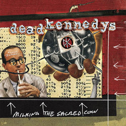 "Dead Kennedys ""Milking The Sacred Cow"" CD"
