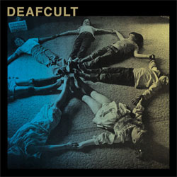 "Deafcult ""Self Titled"" LP"