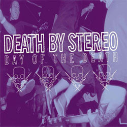 "Death By Stereo ""Day Of Death"" CD"