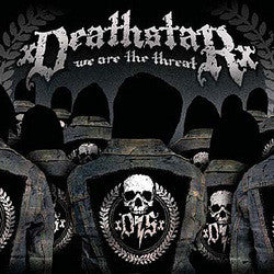 "xDeathstarx ""We Are The Threat"" CD"