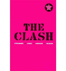 The Clash Book