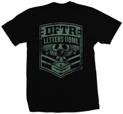 "Defeater ""Letters Home"" T Shirt"