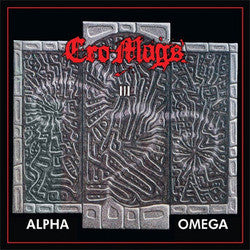 "Cro Mags ""Alpha And Omega"" LP"
