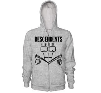 "Descendents ""Everything Sucks"" Zip Hood"