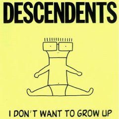 "Descendents ""I Don't Want To Grow Up"" CD"