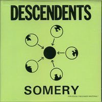 "Descendents ""Somery"" CD"