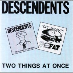 "Descendents ""Two Things At Once"" CD"