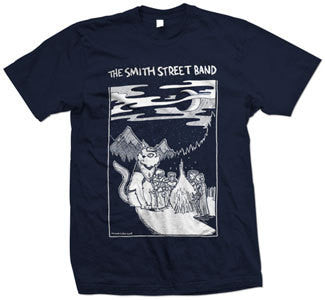 "The Smith Street Band ""Night Bonfire"" T Shirt"
