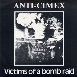 "Anti Cimex ""Victims Of A Bomb"" LP"