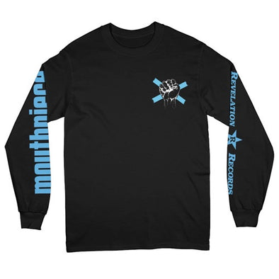 "Mouthpiece ""Unisound"" Long Sleeve T Shirt"