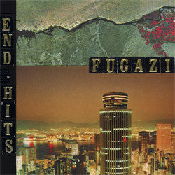 "Fugazi ""End Hits"" CD"
