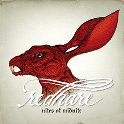 "Red Hare ""Nites Of Midnite"" CD"