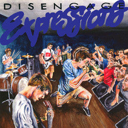 "Disengage ""Expressions"" LP"