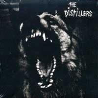 "The Distillers ""S/T"" CD"