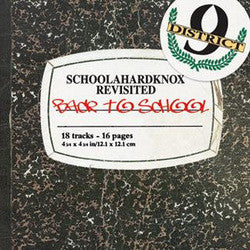 "District 9 ""Schoolahardknox"" CD"