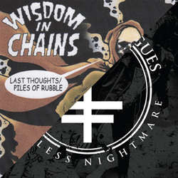 "Twitching Tongues / Wisdom In Chains ""Split"" 7"""