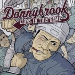 "Donnybrook ""Lions In This Game"" CD"