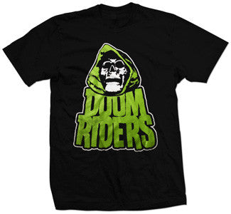 "Doomriders ""Green Reaper"" T Shirt"
