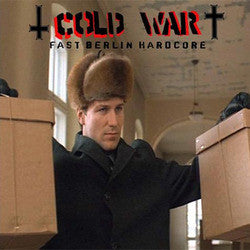 "Cold War ""Fast Berlin HC"" CD"