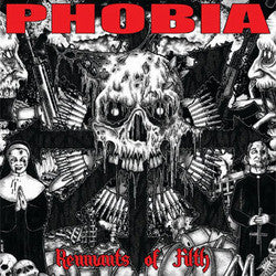 "Phobia ""Remnants Of Filth"" LP"