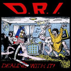 "D.R.I ""Dealing With It"" CD"