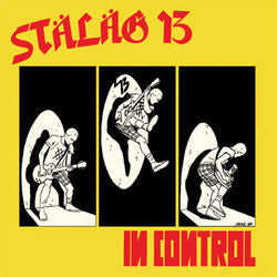 "Stalag 13 ""In Control"" LP"