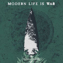 "Modern Life Is War ""Fever Hunting"" CD"