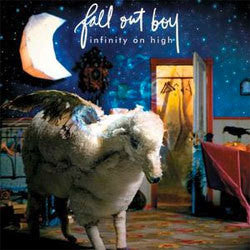 "Fall Out Boy ""Infinity On High"" 2xLP"