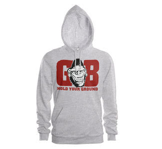 "Gorilla Biscuits ""GB"" Hooded Sweatshirt"