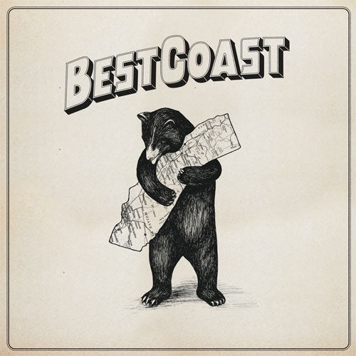 "Best Coast ""The Only Place"" LP"