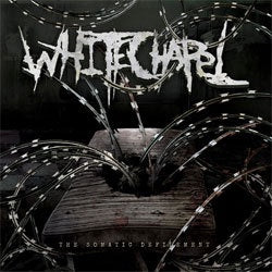 "Whitechapel ""Somatic Defilement"" CD"