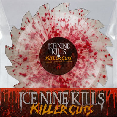 "Ice Nine Kills ""The Silver Scream: Killer Cuts"" 10"""
