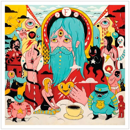"Father John Misty ""Fear Fun"" LP"