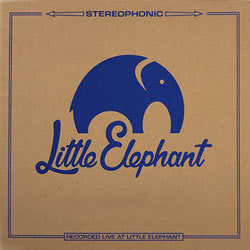 "AJJ ""Little Elephant Sessions"" 12"""