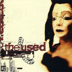 "The Used ""Self Titled"" CD"