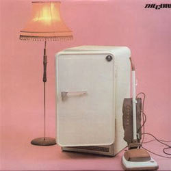 "The Cure ""Three Imaginary Boys"" LP"