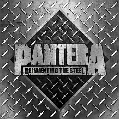 "Pantera ""Reinventing The Steel"" 2xLP"