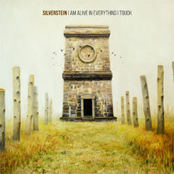 "Silverstein ""I Am Alive In Everything I Touch"" CD"