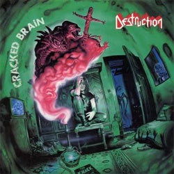 "Destruction ""Cracked Brain"" LP"