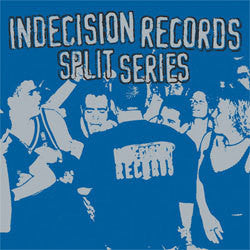 "Various Artists ""Indecision Records Split Series"" 2xLP"