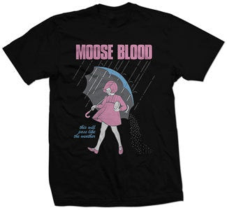 "Moose Blood ""Jawbreaker"" T Shirt"