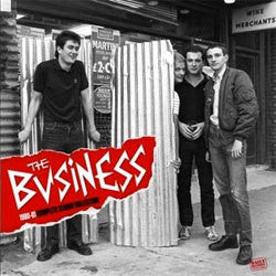 "The Business ""1980 - 81 Complete Studio Collection"" LP"