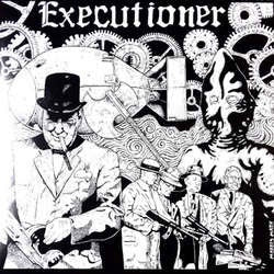 "Executioner ""Hellbound"" LP"