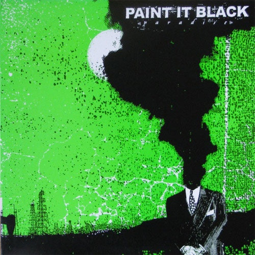 "Paint It Black ""Paradise"" LP"