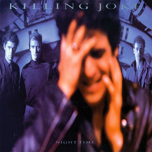 "Killing Joke ""Night Time"" LP"