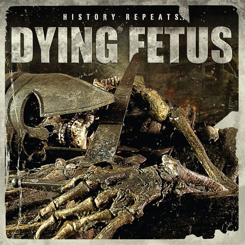 "Dying Fetus ""History Repeats"" LP"