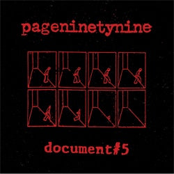 "Pageninetynine ""Document # 5"" LP"